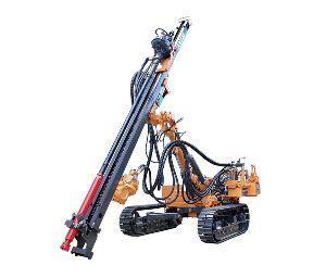 IRB 115 DTH Pneumatic Crawler Drill