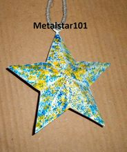 Metal Christmas Decoration Star