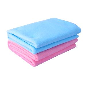 Fabric Coated Breathable Baby Sheet