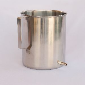 Stainless Steel Enema Can