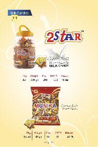 RE 1 2 STAR MILK CANDY