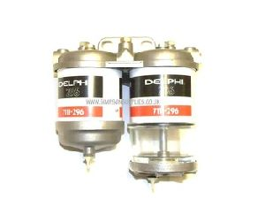 Double Fuel Filter Assembly.
