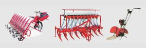 Hand sowing machine