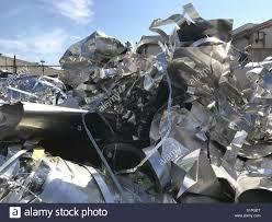 Aluminium Extrusion 6063 Scraps