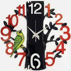 Numeric Wall Clock
