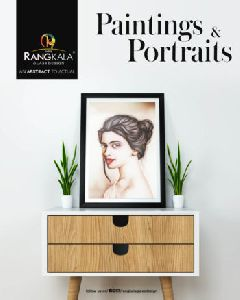 Portraits And Painting