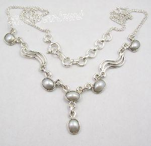 Pearl Wonderful Designer New Necklace