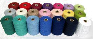 Colored Weaving Yarn