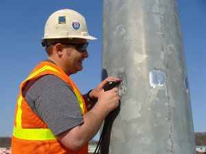 Electrical Pole Installation