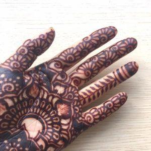 Black Henna Tattoos
