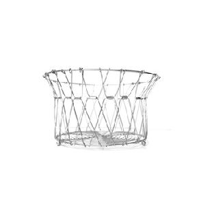 Handmade Beautiful Iron Wire Folding Basket