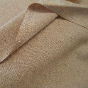 Cotton Jute Width Fabric