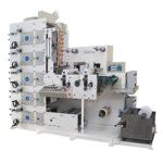 Automatic Flexo Graphic Printing Machine