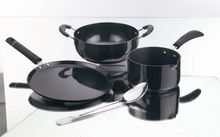 Hard Anodized Trendy Cooking Set