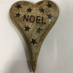 Wooden Christmas Hanging For Decor Imitation Crafts