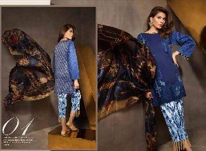 Designer Pakistani Suit 08