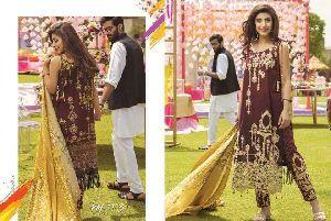 Designer Pakistani Suit 18