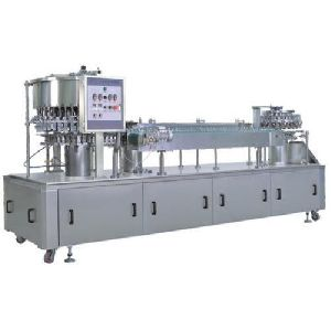 Fully Automatic Ice Lolly Filling And Sealing Machine