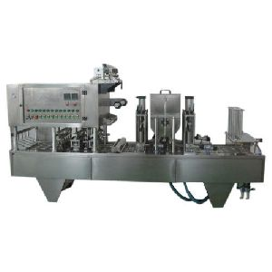 Fully Automatic Jelly Filling And Sealing Machine