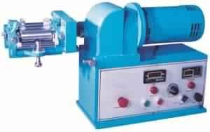 Triple Roller Mill Type