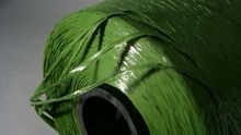 Polypropylene Fibrillated Twisted Yarn