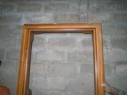 RCC Wooden Color Door Frame