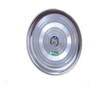 Satinless Steel Dinner Full Plate