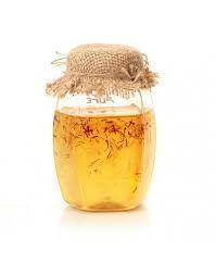 Natural Saffron Honey
