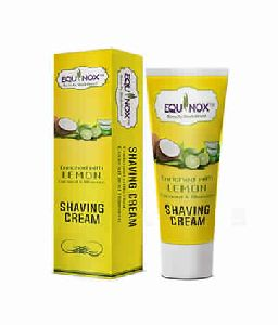 Aloevera And Coconut Shaving Cream