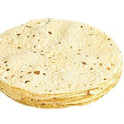 Round Rice Papad