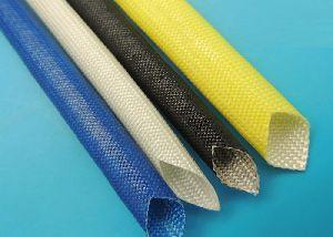 F Class Electrical Insulating Fiberglass Sleeves
