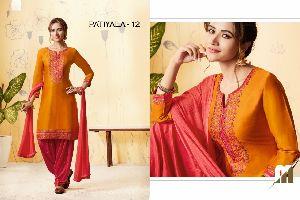 Patiyala Dress