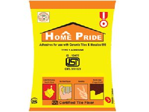 999 Home Pride Tile Adhesive