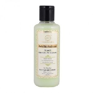 Herbal Green Tea And Aloevera Hair Conditioner
