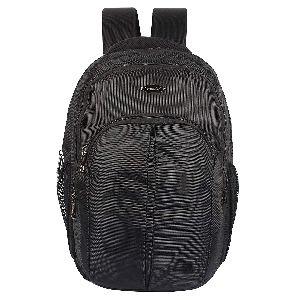 d881244f8d Hot Shot Polyester Black Laptop Backpack