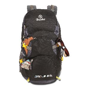 Hotshot Waterproof Outdoor Sport Camp Hiking Trekking Bag Camping Rucksack, 60 Liters