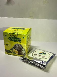 Lemon Flavored Moringa Tea