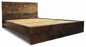 Bed29-platform Bed Frame And Headboard Set