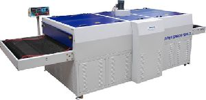 Infra red curing machines
