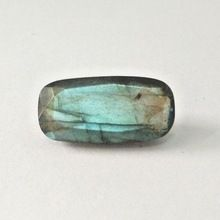 Rectangular Faceted Loose Gemstone Stone