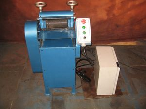 Crimping/corrugation Machines Harring Bone