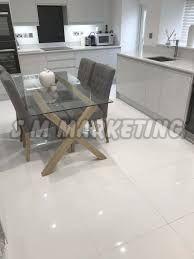 Extreme White Floor Tile