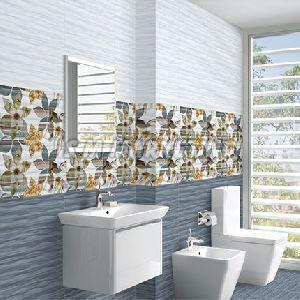 Vitrified Bathroom Wall Tile