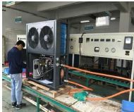 Commercial Heat Pump Production Line