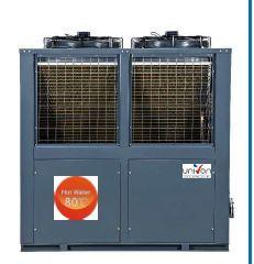 Univon High Water Temprature Heat Pumps