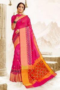 55185 Garba Silk Saree