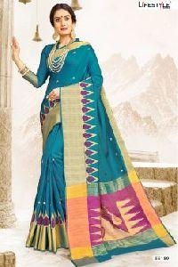 55189 Garba Silk Saree