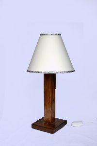 Led Round Bedside Table Lamp