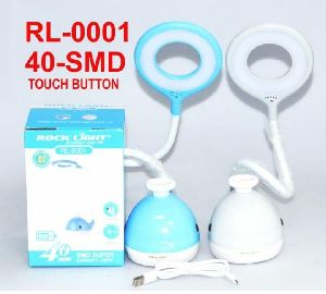 Led Touch Button Table Lamp