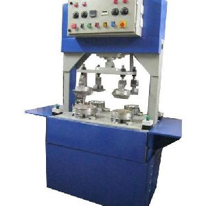 Four Die Paper Plate Making Machine
